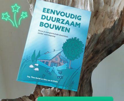 Mijlpaal duurzaam bouwen boek!